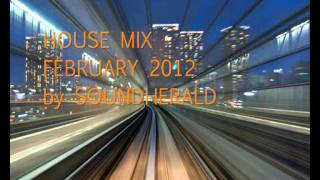 House and Techno Mix February 2012