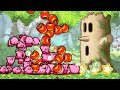 kirby 39 s dream land but with 100 kirbys