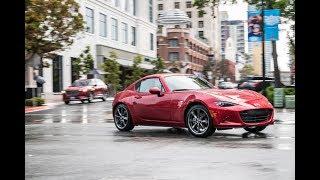Real World Test Drive Mazda MX-5 RF 2017