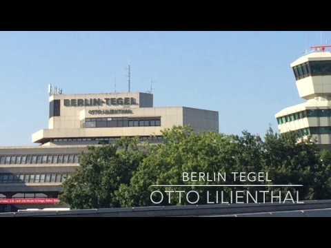 A318-110 - Berlin Tegel Airport to Stuttgart flight - Start / Landing inside