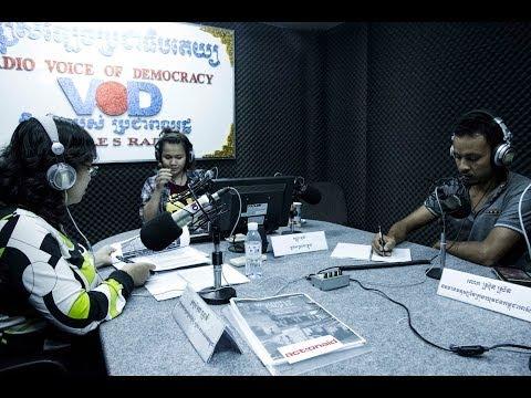 Safe Cities Radio Talk Show on VOD FM.106.5
