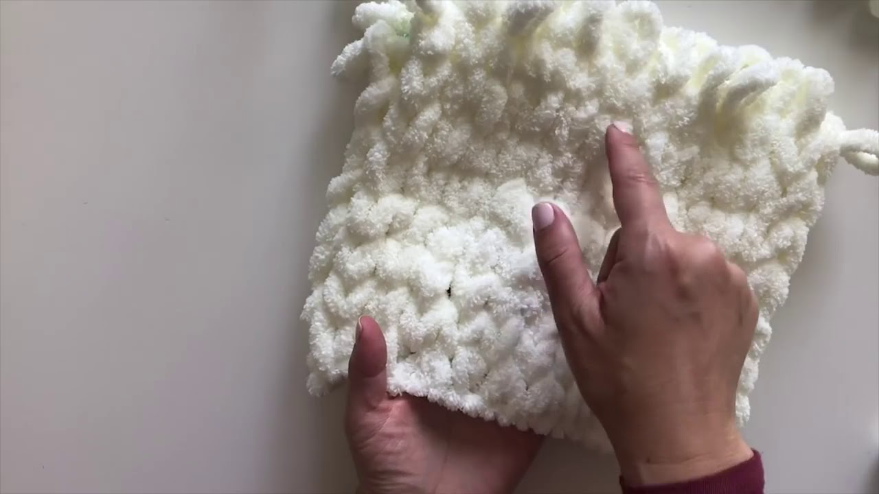 49c4d116d9f EZ Knitting Baby Bear Hat - YouTube