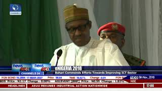 eNigeria 2018: Buhari Commends Efforts Towards Improving ICT Sector
