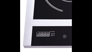 Costway Double Hot Plate, Port…