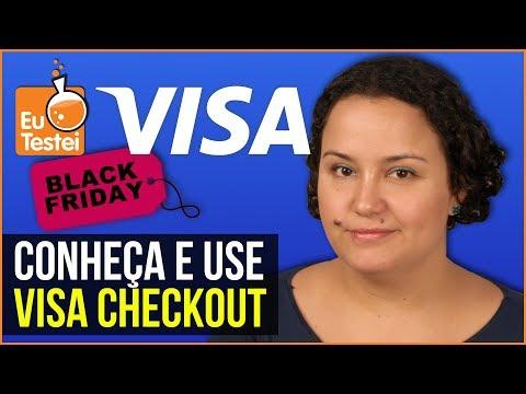 Visa Checkout ajuda você nessa BLACK FRIDAY - EuTestei