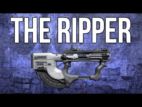 Ghosts In Depth - The Ripper AR/SMG Hybrid Review (& Best Class)