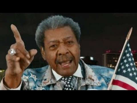 Don King: Trump will lead us out of 'quagmire of corruption'