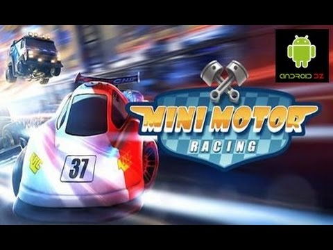 Mini Motor Racing Android Gameplay [HD]