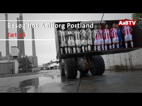 Besøg På Aalborg Portland