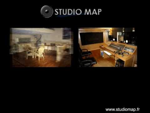 Studio d'enregistrement MAP entre Marseille et Aix en Provence