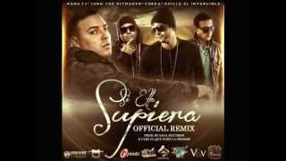 Manu Tj Feat. Juno The Hitmaker Ft Varios- Si Ella Supiera Remix (Prod. Fade, Saga Neutron)