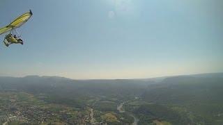 Canoé et ULM en Ardèche | PaulArovids