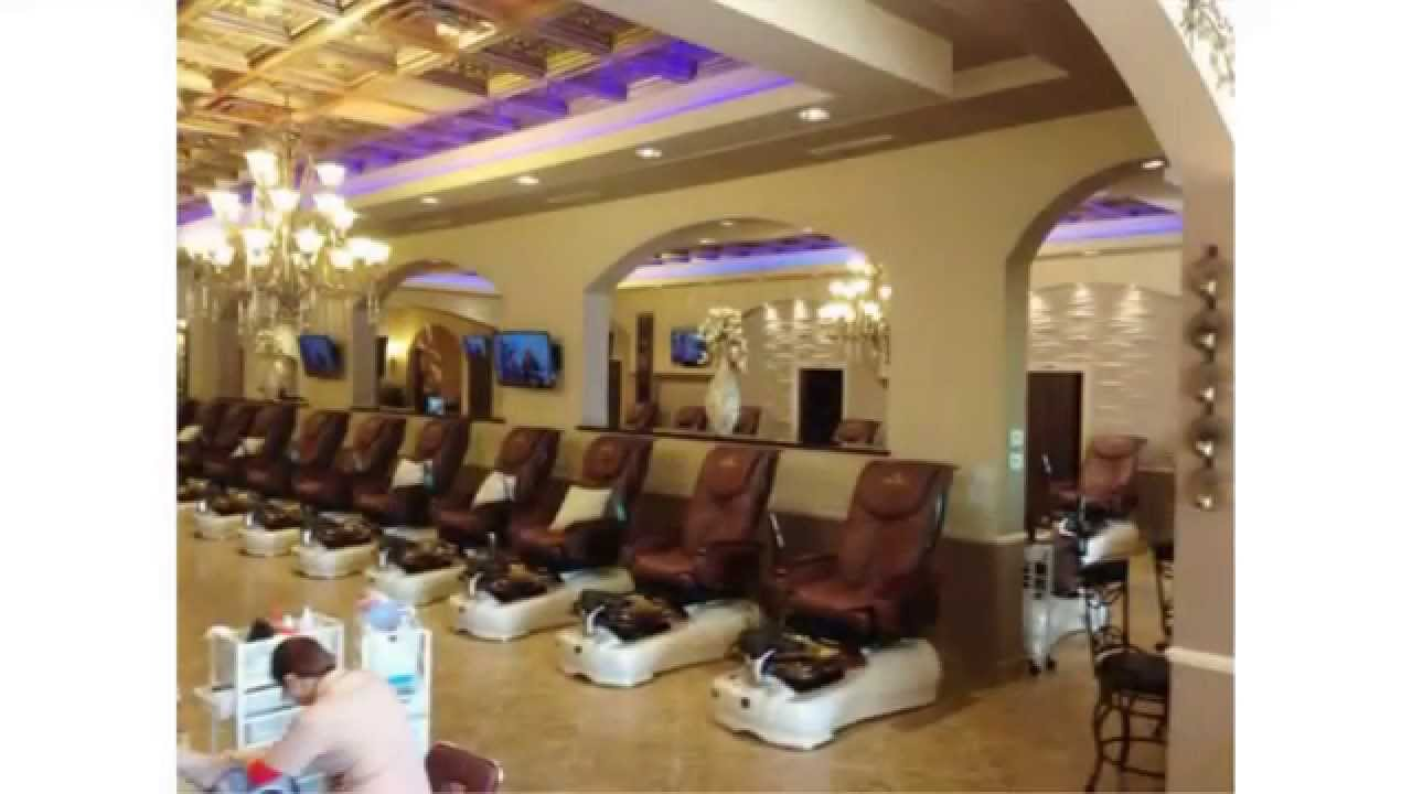 Q Nails and Spa River Oaks in Houston, TX 77019 (981) - YouTube