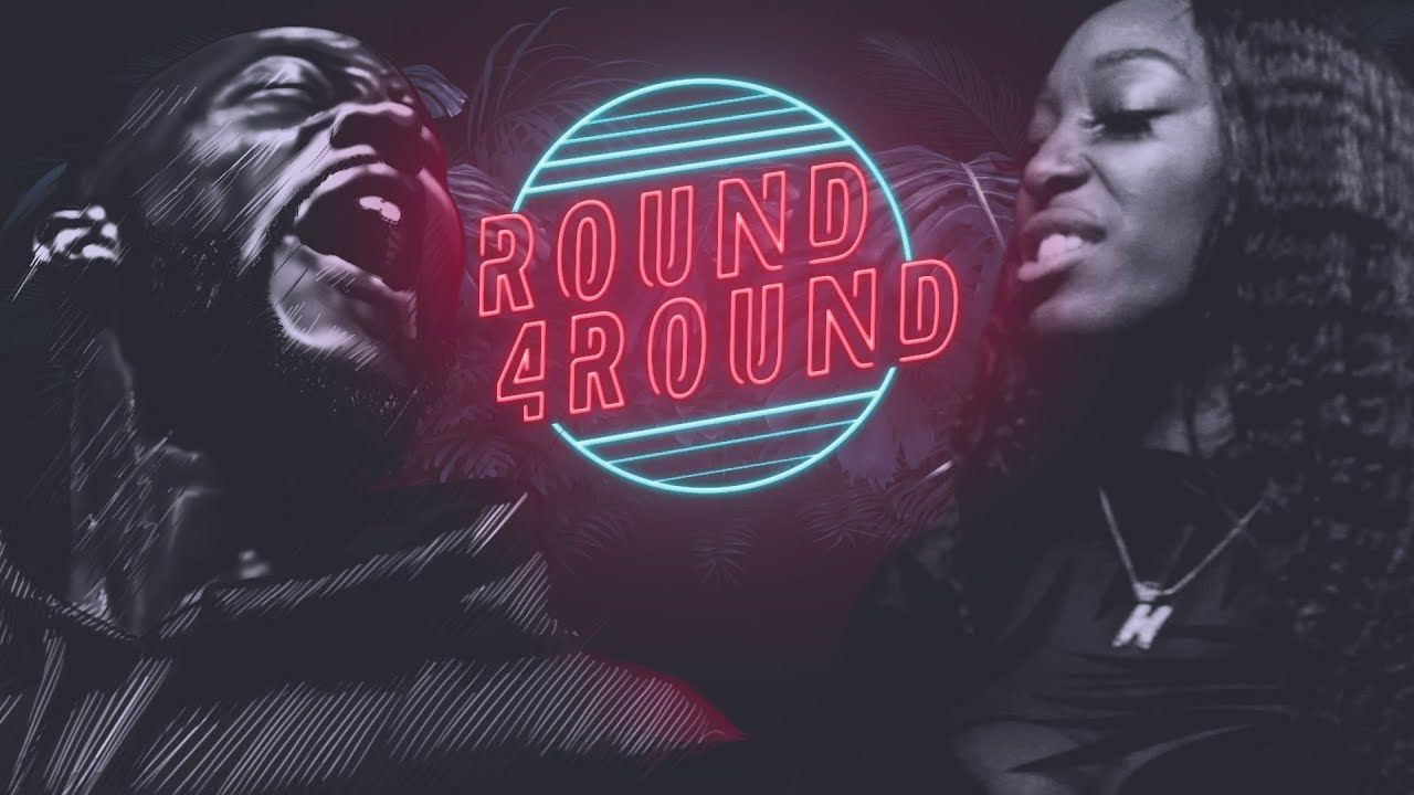 #ROUND4ROUND: TAY ROC vs MS HUSTLE