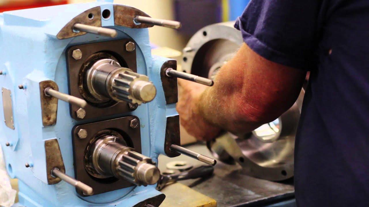 Positive Displacement Pump Repair & Centrifugal Pump Repair | Harvill  Industries