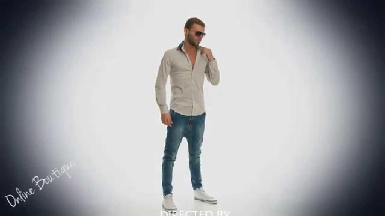 539fff994e4 Online Boutique - Мъжки дрехи Пролет/Лято 2015 - YouTube