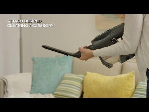 Shark® IONFlex™ and Shark® ION Rocket® – How do I clean above floors?