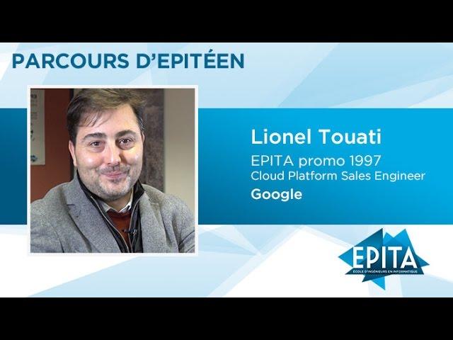 Parcours d'Epitéen - Lionel Touati (promo 1997) - Google
