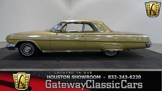 1962 Chevrolet Impala   619 HOU   Gateway Classic Cars Houston