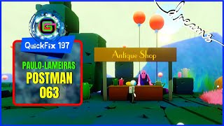 Wonderful SideScrolling Adventure Made In Dreams | Dreams PS4 | QuickFix 197