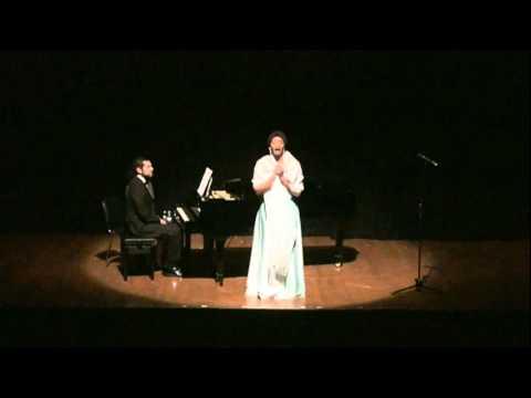 Nicole Taylor  - Recital - Doha, Qatar - Part 2