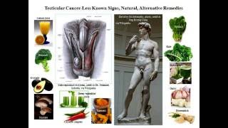 Testicular Cancer Less Known Symptoms and Natural Remedies