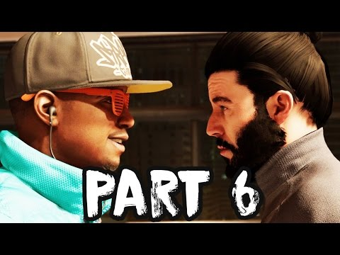WATCH DOGS 2 Gameplay Walkthrough Part 6 - MARCUS VS CEO!! - PS4 PRO FULL GAME!!
