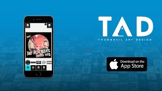 Video TAD - Thumbnail Art Design (Music Cover Design) download MP3, 3GP, MP4, WEBM, AVI, FLV Maret 2018