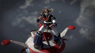 No-profit Project Spacer - Grendizer 3D CG by MVS Team Soundtrack by Gabriele Grilli.
