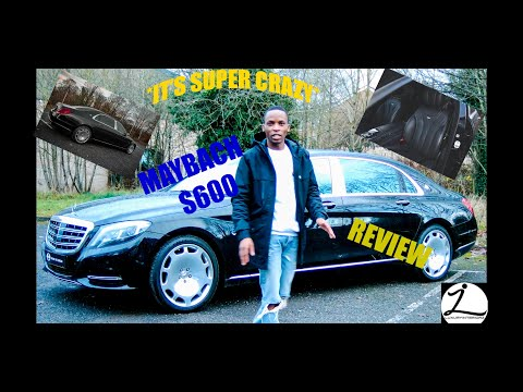 My First Ever Car Review Maybach S600