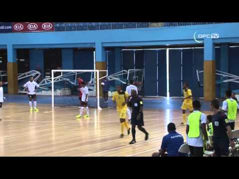 2016 OFC FUTSAL CHAMPIONSHIP | VANUATU vs FIJI