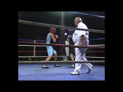 Gala de boxe Franck Pessigné - Ussap-Boxe Pessac