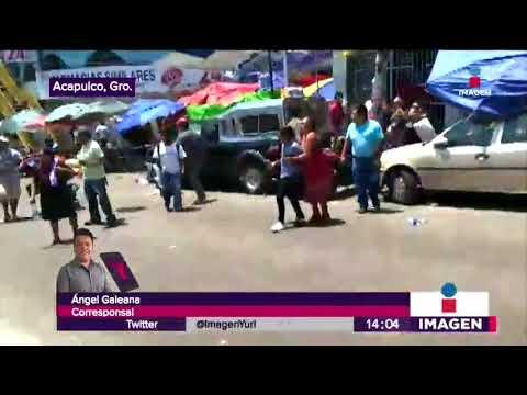 Balacera en Acapulco en viernes santo | Noticias con Yuriria Sierra