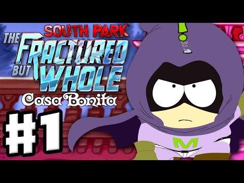 South Park: The Fractured But Whole - Casa Bonita DLC - Gameplay Walkthrough Part 1