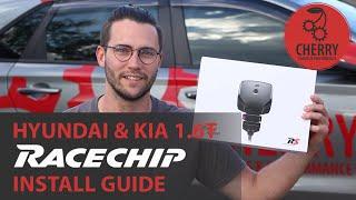 Hyundai/Kia 1.6 T-GDi RaceChip Installation Guide