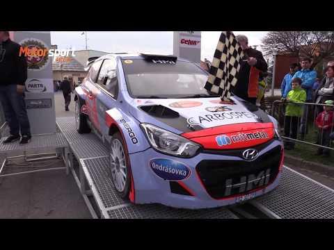 Hyundai i20 WRC v ČR