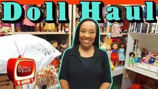 DOLL HAUL: Box Opening - Disney Animator Lilo, La Dee Da and  Bratz Dolls