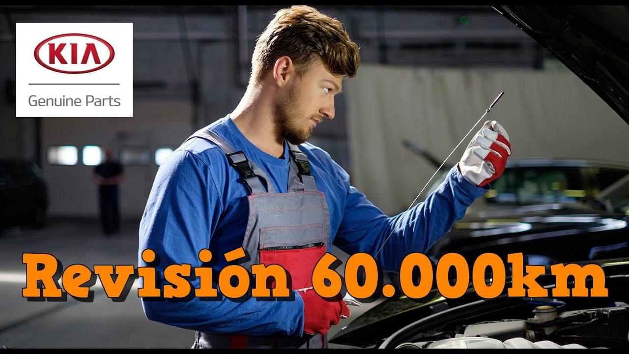 Kia Sportage Revisión 60.000 Km