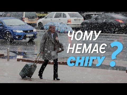 Що не так із зимою в Україні? Пояснює екологиня