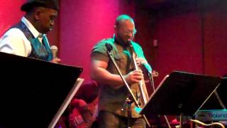 Bruce Nazarian Keith McKelley Lynn Fiddmont Rick Parma perform a tribute to George Duke