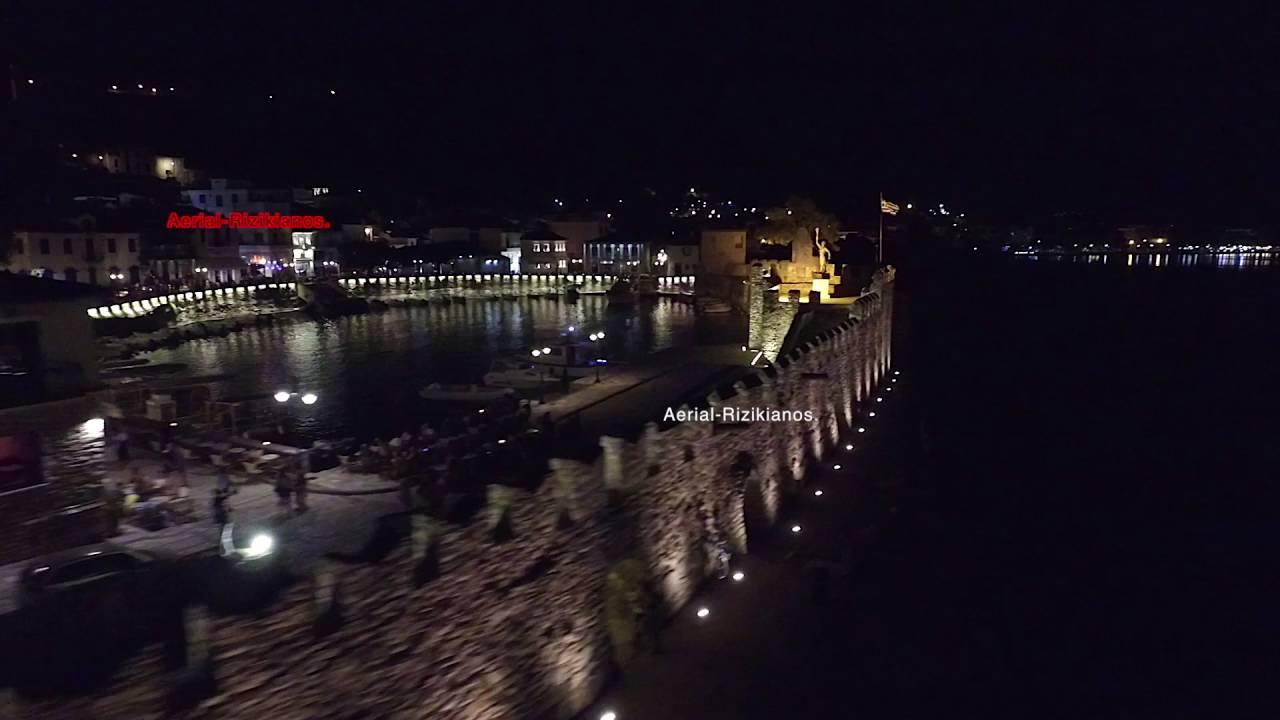Αποτέλεσμα εικόνας για Nafpaktos Port by Aerial-Rizikianos.