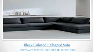 L Shaped Sofa | Furnitureonlinedesign