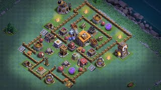Best BH6 Base | Clash Of Clans