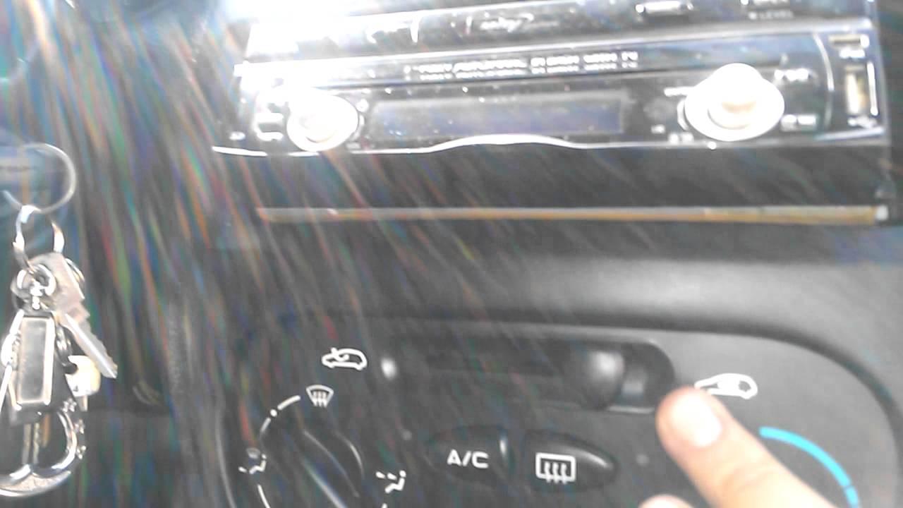 Ar Condicionado Do Peugeot 206  207 Parou