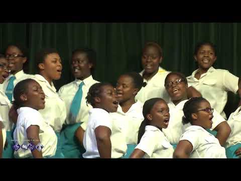 Arundel School, Harare, Zimbabwe - Accompanied Choirs:  Senior Girls