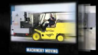 Walker Brothers Machinery Moving, Rigging, Heavy Equipment Moving, Transportation
