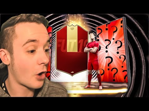 MY HIGHEST RATED FUT CHAMPS REWARDS EVER!!! - FIFA 19 ULTIMATE TEAM PACK OPENING thumbnail