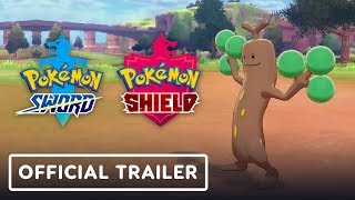 Pokemon Sword and  Shield - Official New Items and Features Trailer