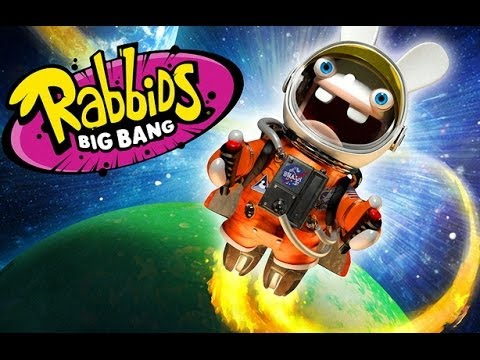 Rabbids Big Bang - бешеные кролики на Android ( Review)