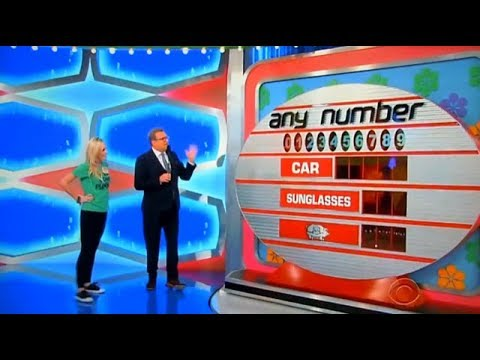 The Price is Right - Any Number - 2/1/2018